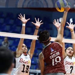 Spikers boost bid for semis as Bersola, Tiamzon frustrate UP