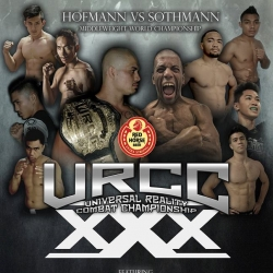 Fritz Biagtan returns to put title on the line at URCC XXX