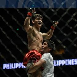 Team Lakay's Danny Kingad to fight in Kuala Lumpur instead