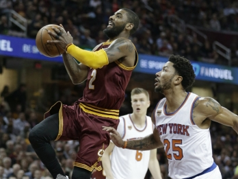 AP sources: Kyrie Irving asks Cavaliers to trade him