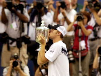 Hall of Famer Roddick asked more about '09 loss than '03 win