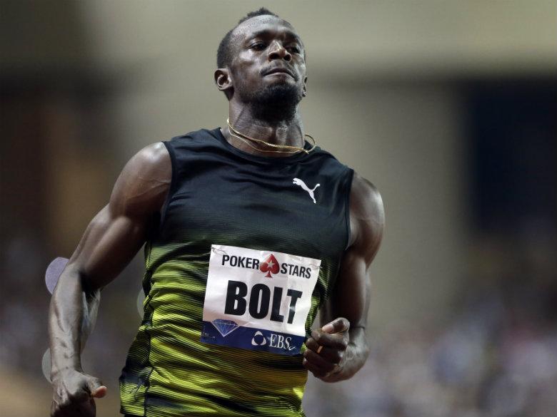 usain bolt wins 100m in his last diamond league race abs