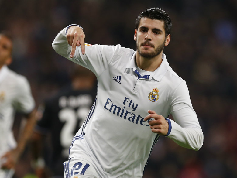 Chelsea boosts offensive options by signing Alvaro Morata from Real Madrid