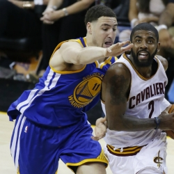 Kyrie Irving seeks to move away from LeBron