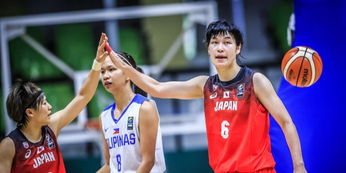 Defending champion Japan deals Perlas a 51-point beating