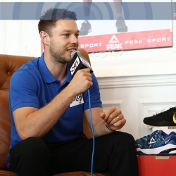 Delly's signature shoe mirrors playstyle, love for Australia