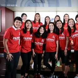 Pinay spikers off to second leg of Japan training camp