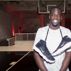 Green's shoes are an ode to his all-around brilliance
