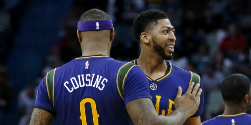 Davis: Pelicans look good on paper, tired of losing
