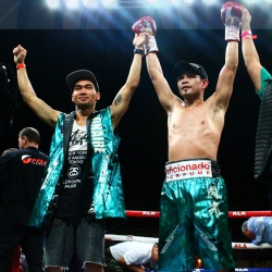 Nonito Donaire Jr. signs with Ringstar Sports