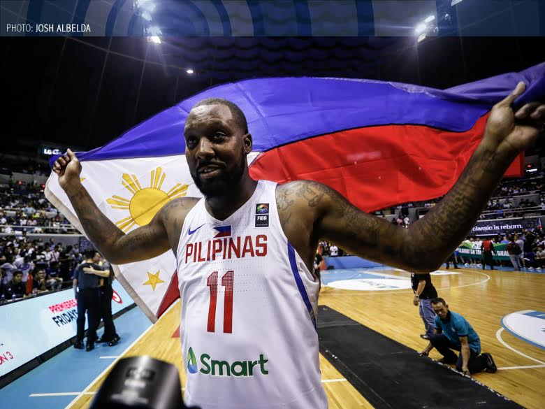 Andray Blatche wishes Gilas brothers luck for Asia Cup, SEA Games