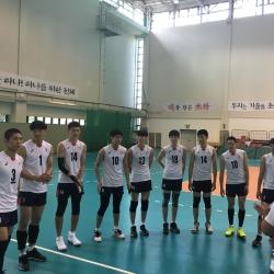 PHI men's volleyball team falls to Korean U-19 squad anew