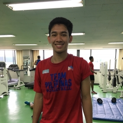 Quiel takes injured Dolor's spot in the SEA Games
