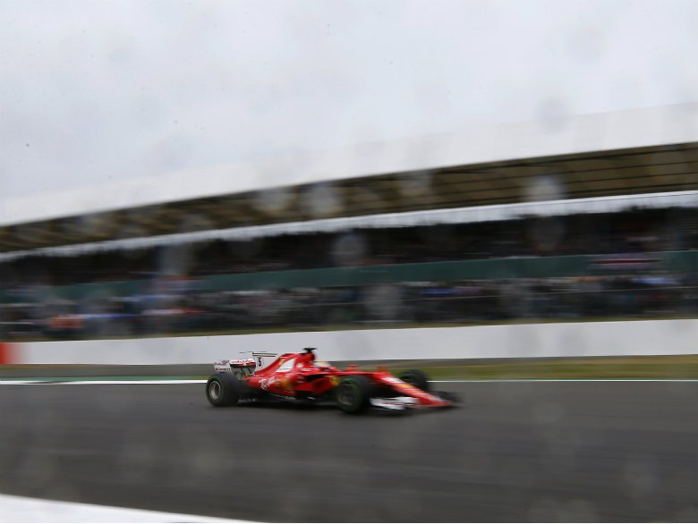 F1 Hungarian GP: Vettel 'not stressing too much' despite recent Mercedes gains