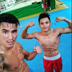 Meet the Fil-Brit hunk boxing his way into the SEA Games