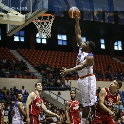 Craig has triple-double for TNT's strong start in Gov's Cup