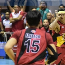 SMB starts Grand Slam bid against Blackwater