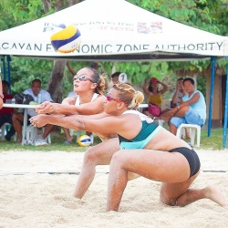 Bea Tan's BVR national title defense off to a strong start