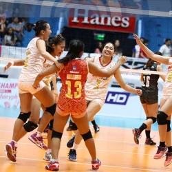 Power Smashers, Lady Maroons look to end on a high note