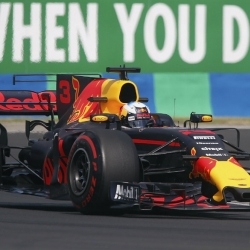 Red Bull's Ricciardo in confident mood ahead of qualifying