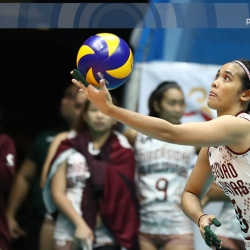 'Mature' Carlos emerging as leader for Lady Maroons