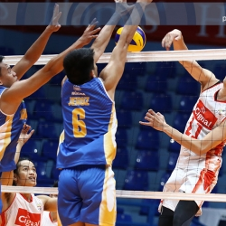 HD Spikers seize 2-seed; Wrecking Balls force playoff