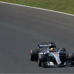 Hamilton happy to keep his word, after losing crucial points