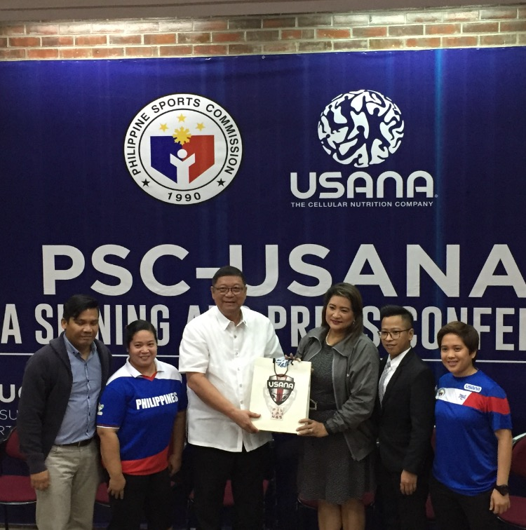 PSC partners with nutritional company to support athletes
