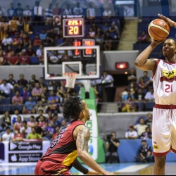 Star keeps perfect record intact after wild win over SMB