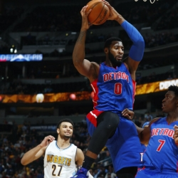Detroit's Drummond acknowledges need to improve