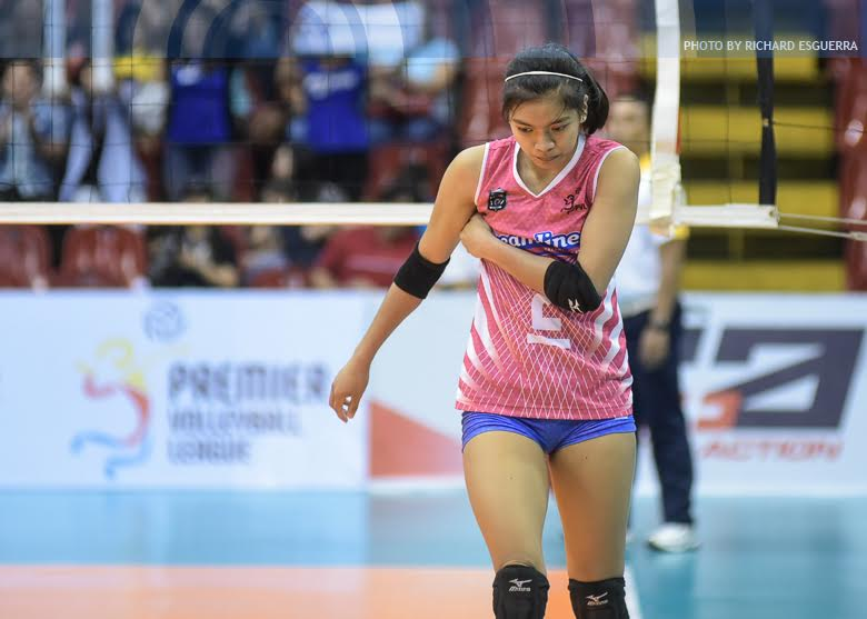 Rebisco withdraws Alyssa Valdez from remaining PVL matches