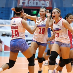 Cool Smashers inch closer to a Finals berth