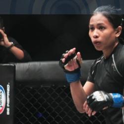 Soft-spoken Jomary Torres let her fighting do the talking