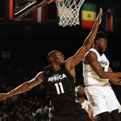 Team World triumphs anew at NBA Africa Game 2017
