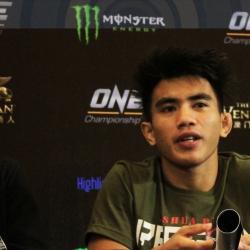 Team Lakay's Josua Pacio laments submission loss in Macau