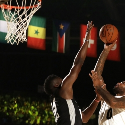 NBA showcase caps week of goodwill in Africa
