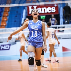 Myla Pablo earns POW nod for keeping Lady Warriors alive