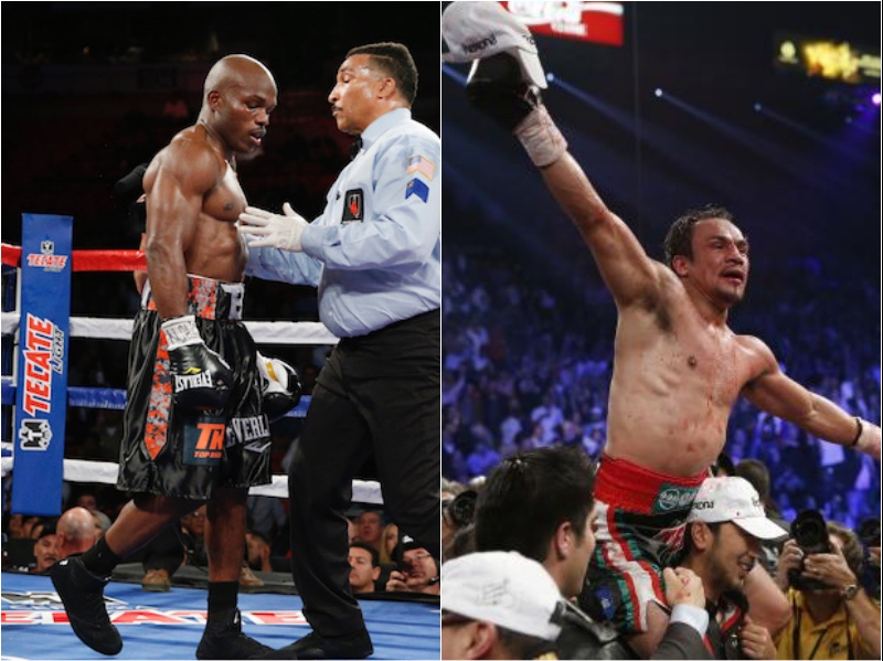 Former Pacquiao rivals Bradley, JMM retire from boxing