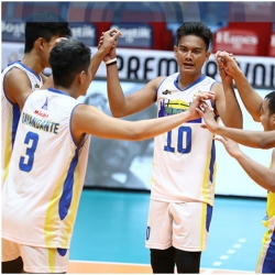 Volley Bolt, HD Spikers battle in crucial Finals opener