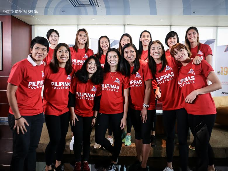 LOOK: Lineups for the 19th ASW Volleyball Championships