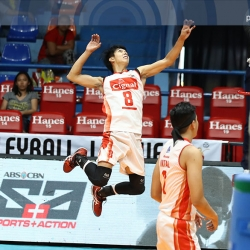 HD Spikers send clear statement with Game 1 win