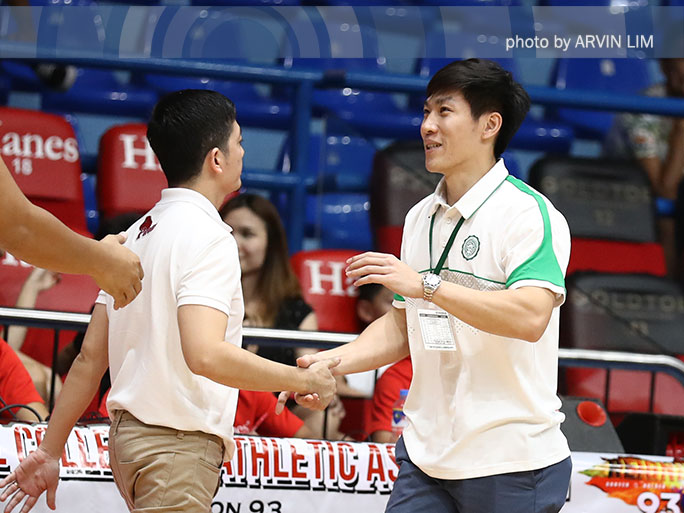 Coach TY on his first 'real' win: 'Tanggal lahat ng pagod'