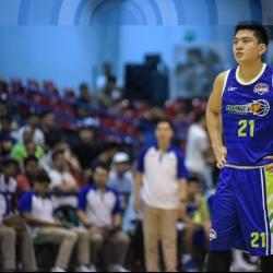 Still a student-athlete, Teng favored for D-League MVP