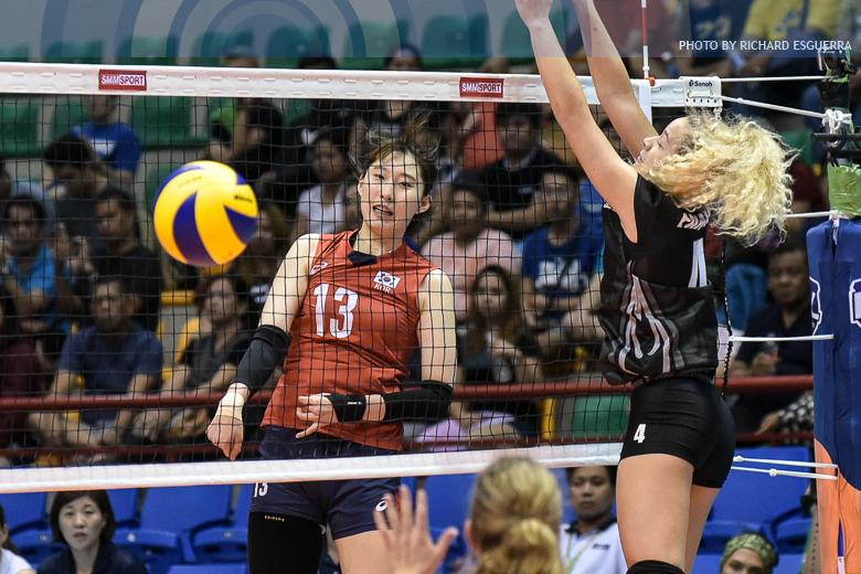 Thailand, Korea dominate rivals in opener