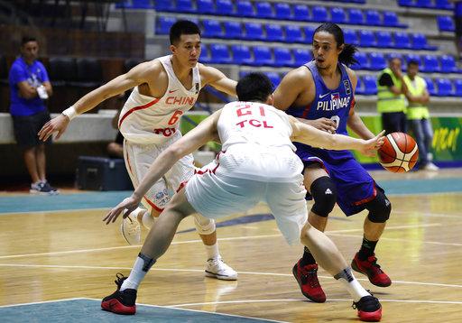 Gilas Pilipinas scores vengeful win over China