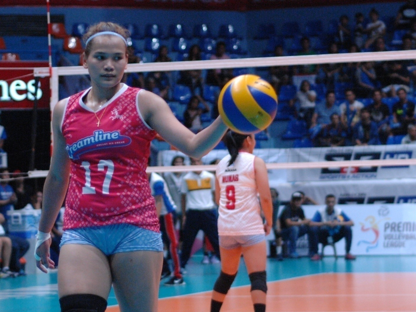 Vargas finds another home in Creamline