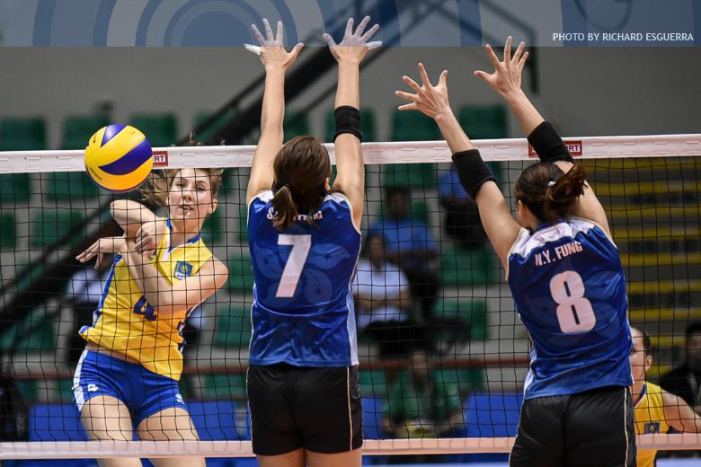 Kazakhs finish off Hong Kong, tow PHI to quarterfinals
