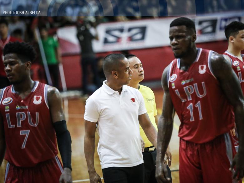 No coach Topex, still no problem for league-leading LPU