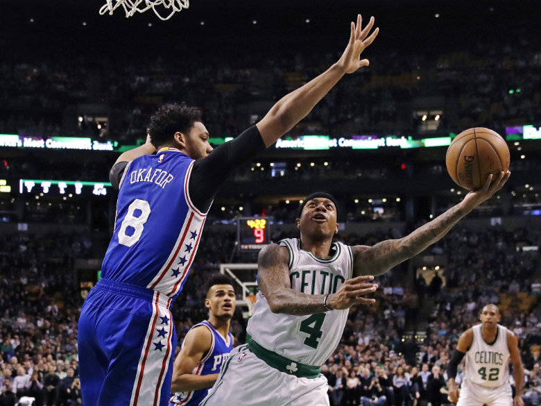 76ers and Celtics to play regular-season NBA game in London