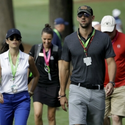 Spieth leans on Olympian Phelps to help with mental approach